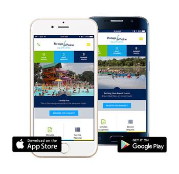 la blue app
