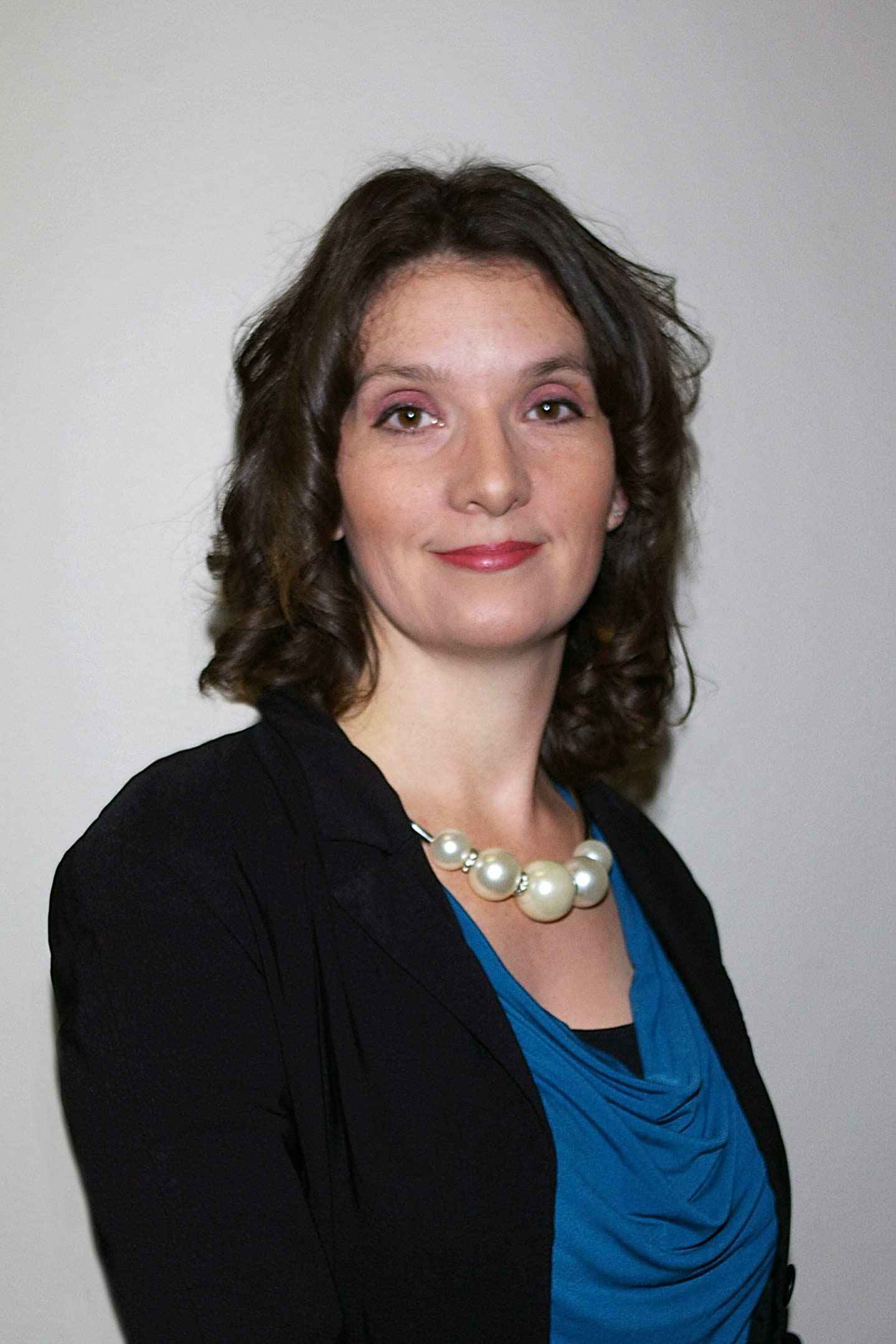 City Councillor Melissa Draycott
