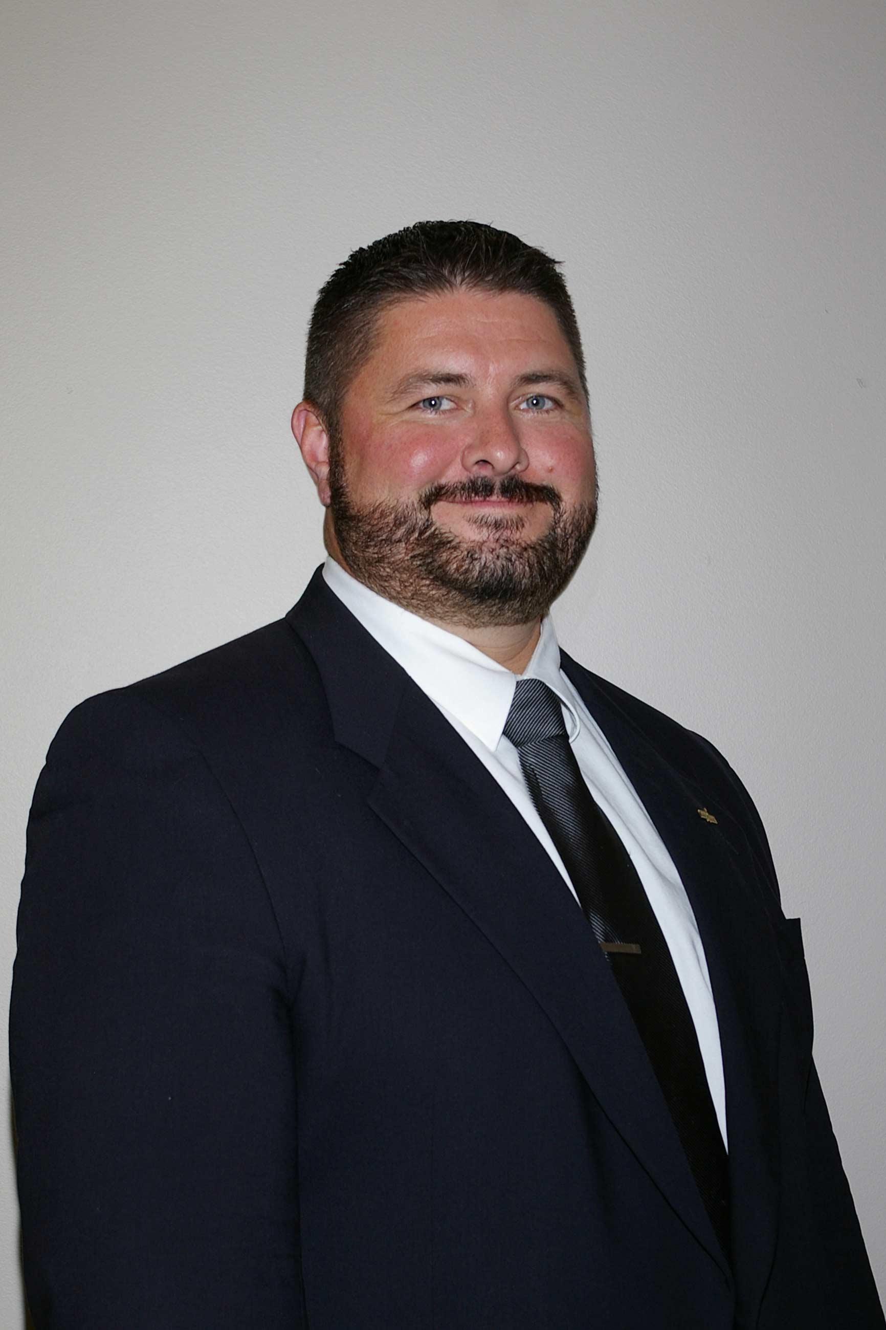 City Councillor Ryan Espey