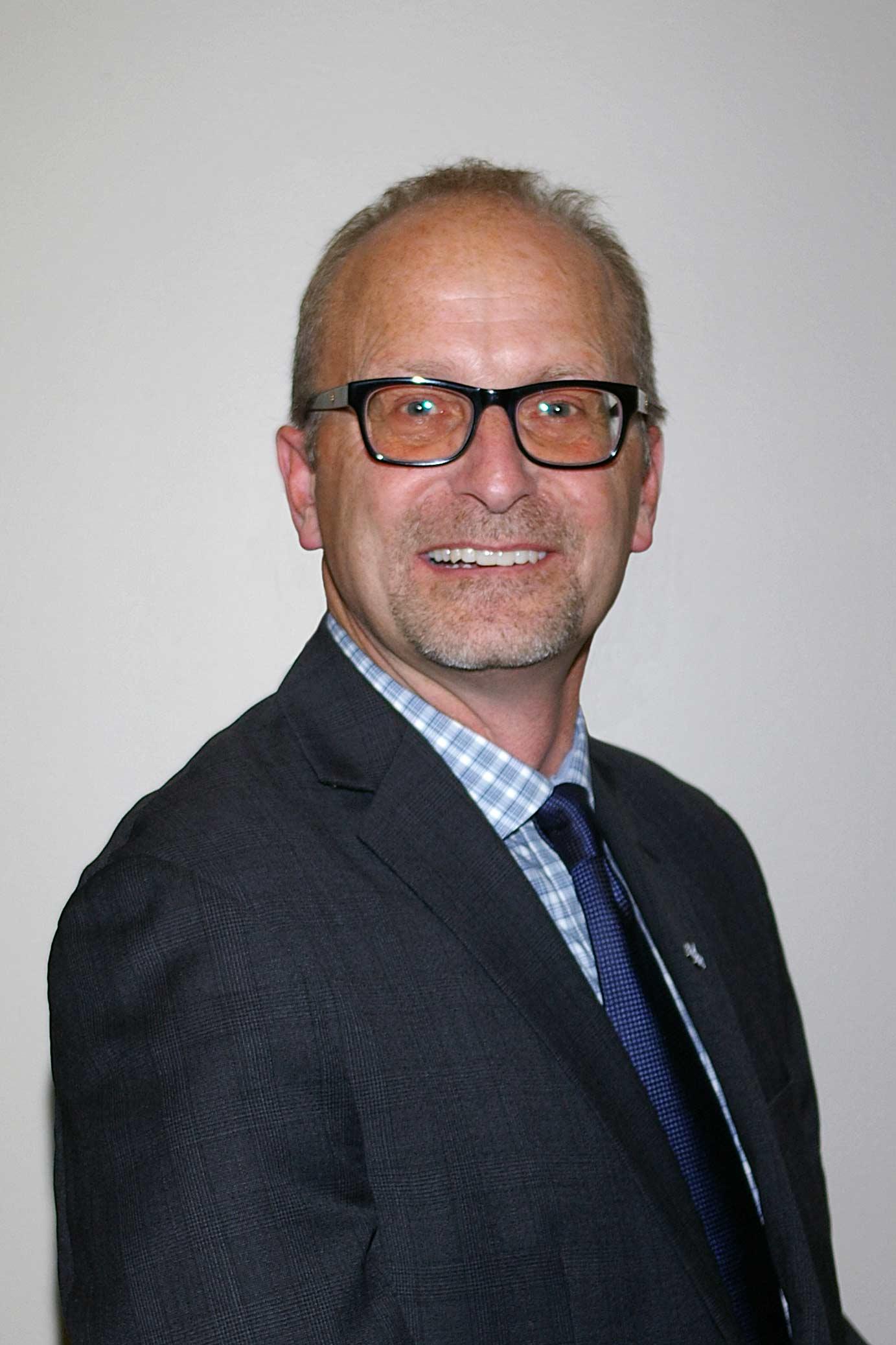 City Councillor Preston Meier