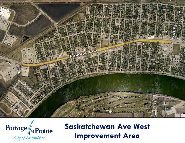 Saskatchewan Ave W Improvement Area