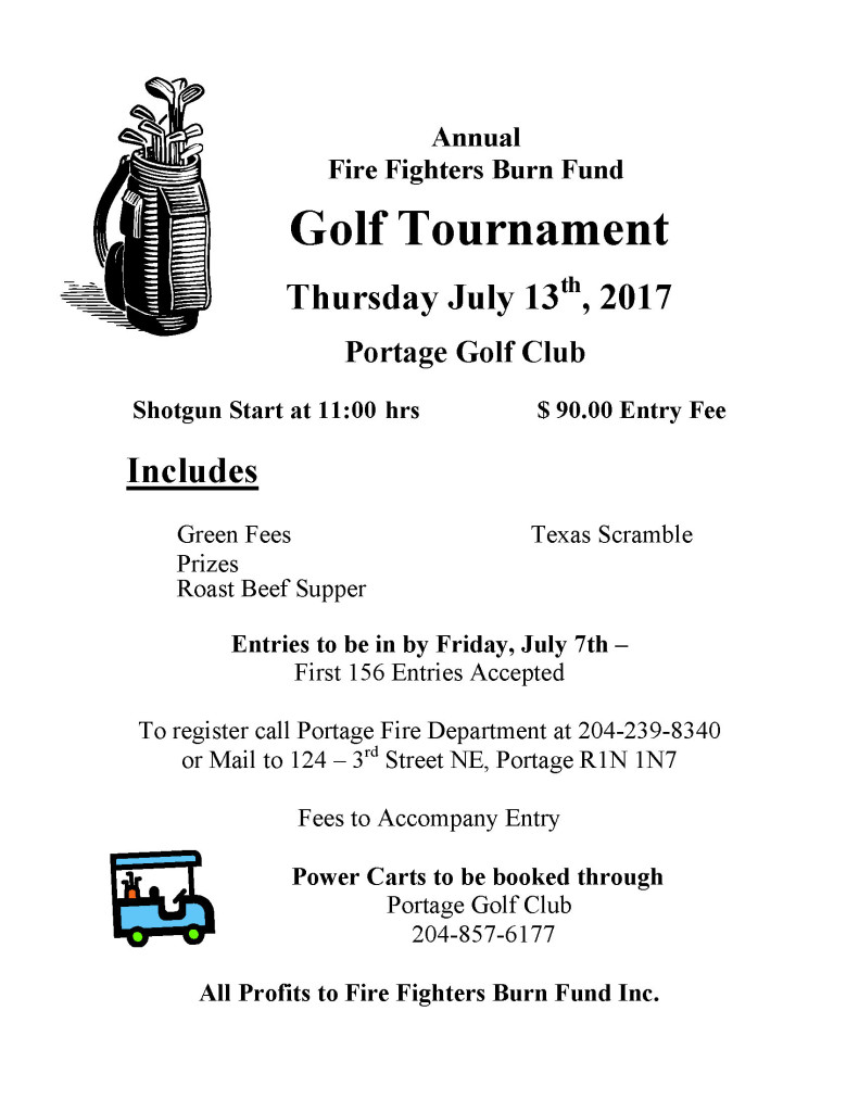 2017 Burn Fund Golf Tourn (2)
