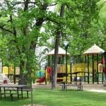Island Park - Playground